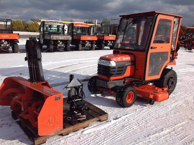 2005 Kubota BX2230D Tractor For Sale