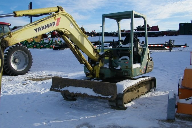 Yanmar B50 Excavator-Mini For Sale