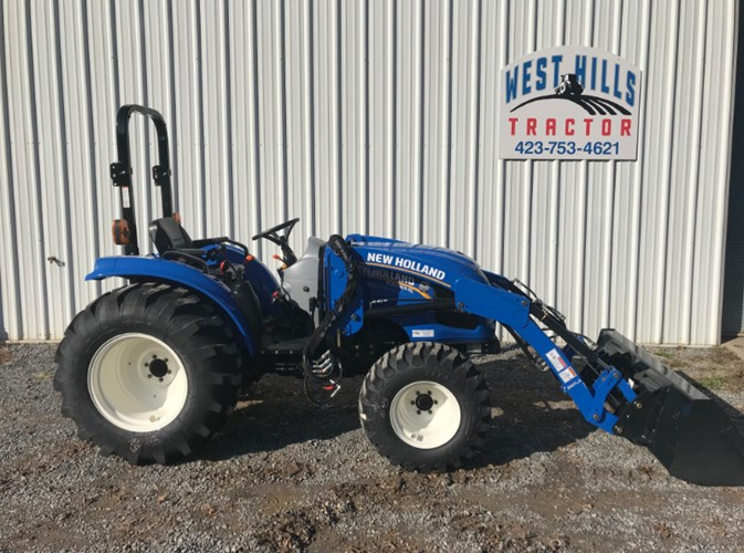 2019 New Holland Boomer 45 Tractor For Sale