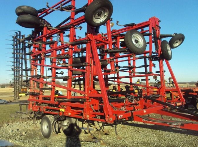2009 Case IH TM200 54 Field Cultivator For Sale