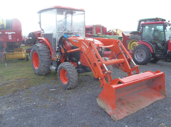 2016 Kubota L6060HST Tractor For Sale