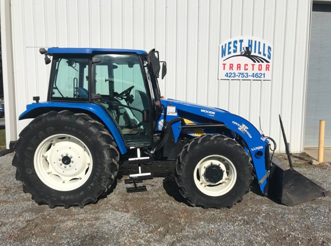 2011 New Holland T5060 Tractor For Sale