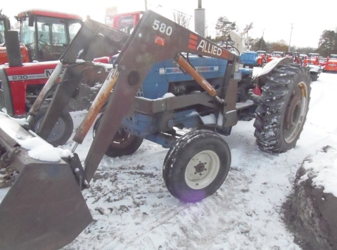 Ford 5000 Tractor For Sale