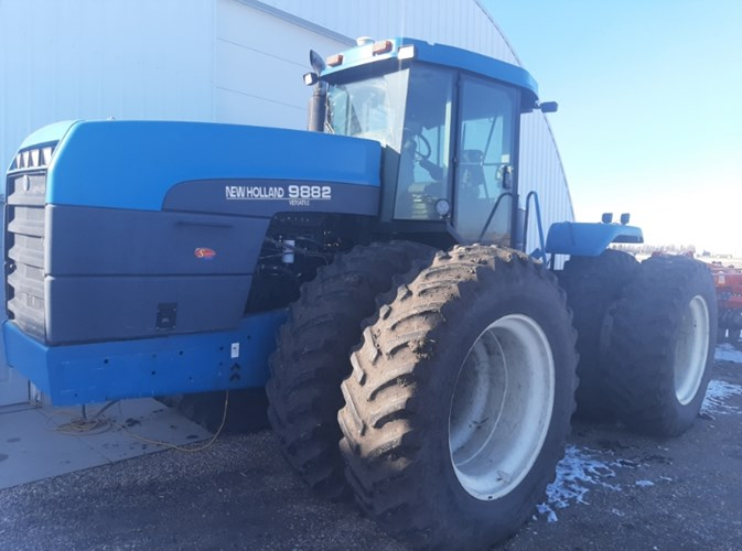 1998 New Holland 9882 Tractor For Sale