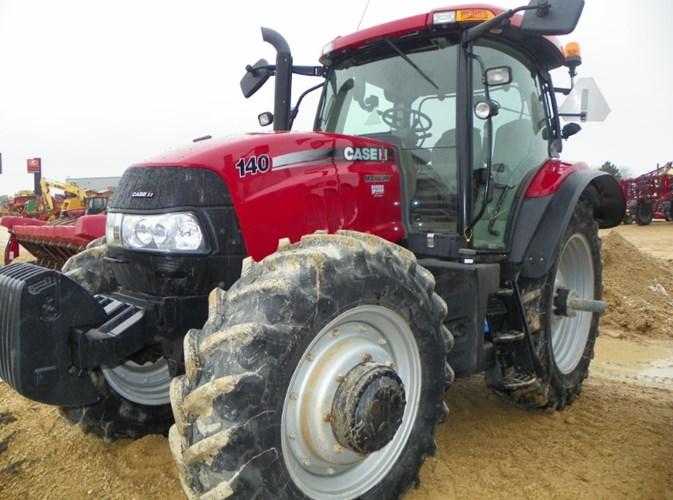 2014 Case IH Maxxum 140 Tractor For Sale