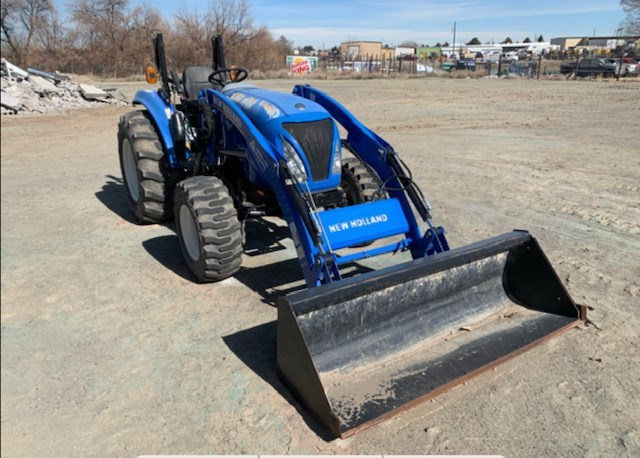 2014 New Holland BOOMER 41 Tractor For Sale