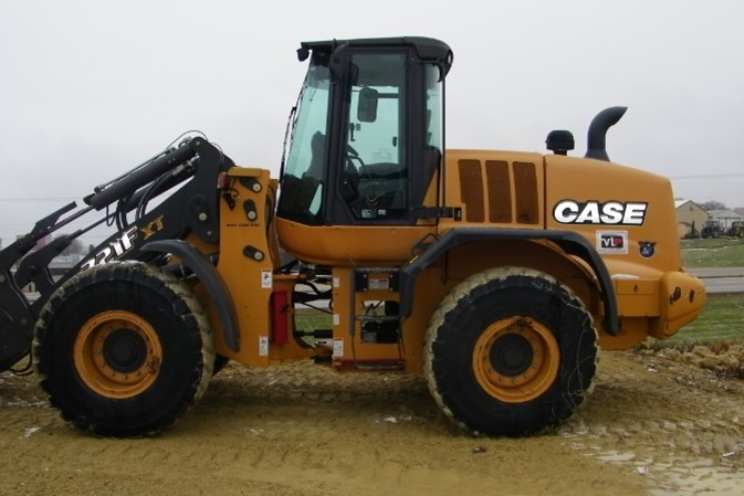 2015 Case 721F XT Wheel Loader For Sale
