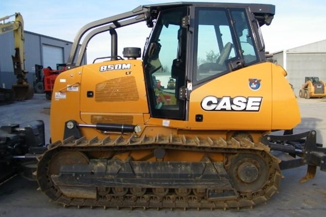 2016 Case 850M LT Dozer For Sale
