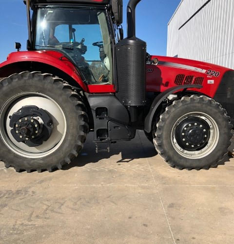 2014 Case IH 220 MAGNUM CVT Tractor For Sale