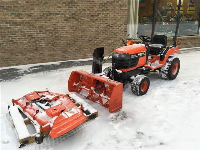 Kubota BX2200 Tractor For Sale