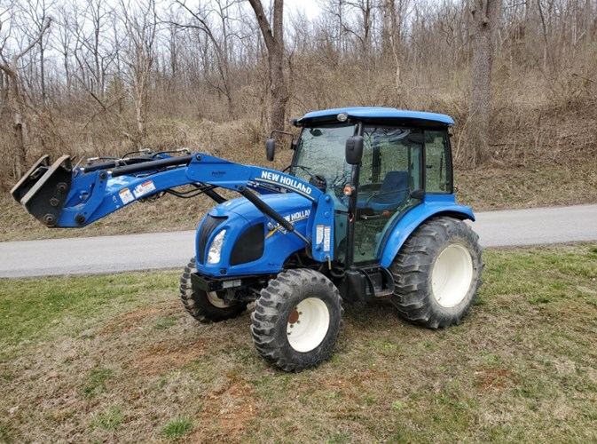 New Holland Boomer 41 Tractor - Compact For Sale