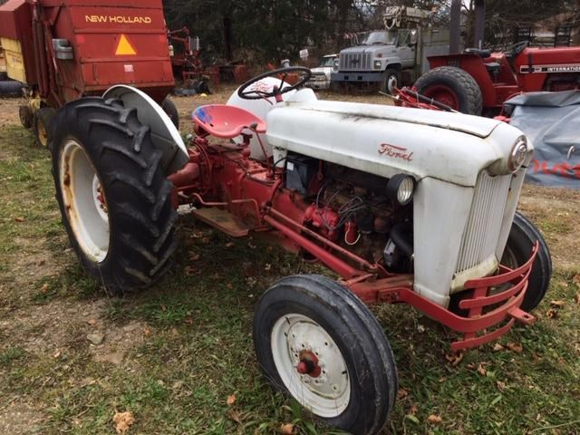 Ford Jubilee Tractor For Sale