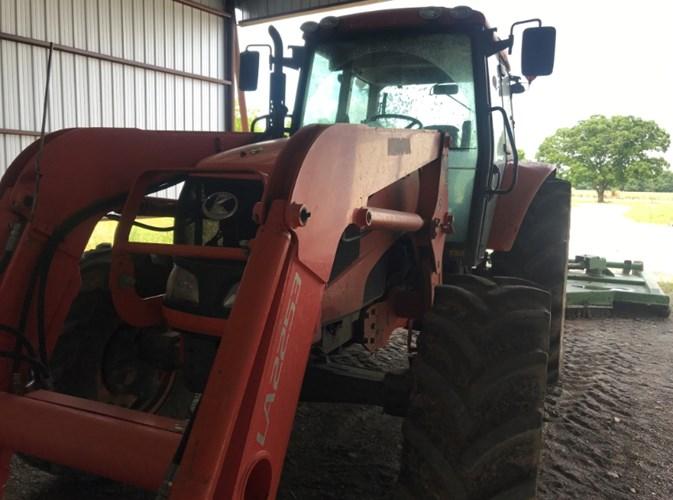 2013 Kubota M135X Tractor For Sale