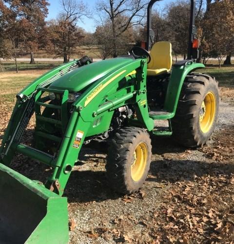 2011 John Deere 4320 Tractor For Sale