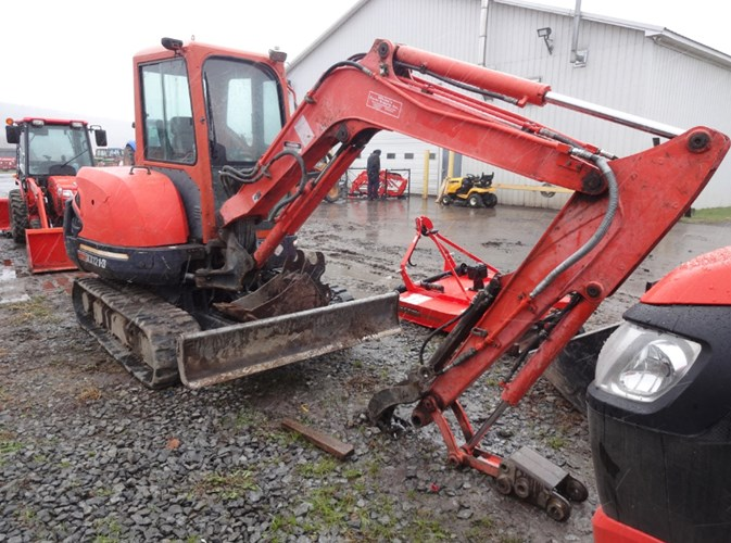 2005 Kubota KX121-3 Excavator-Mini For Sale