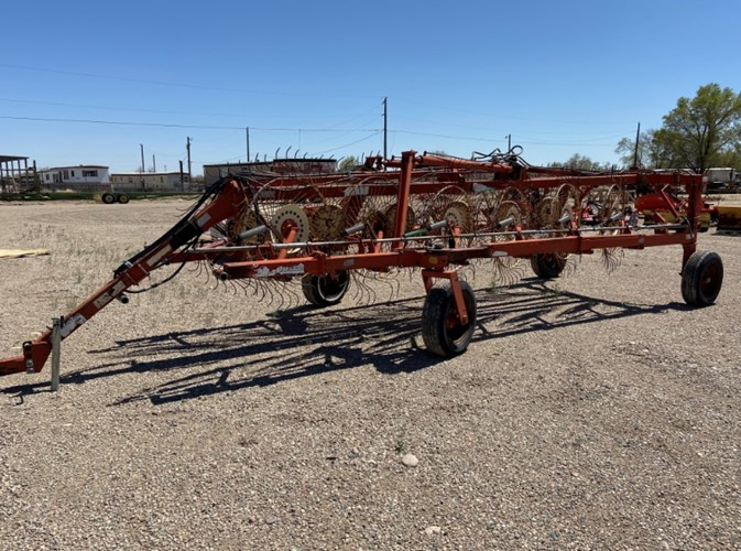 Sitrex MK12 Hay Rake-Wheel For Sale