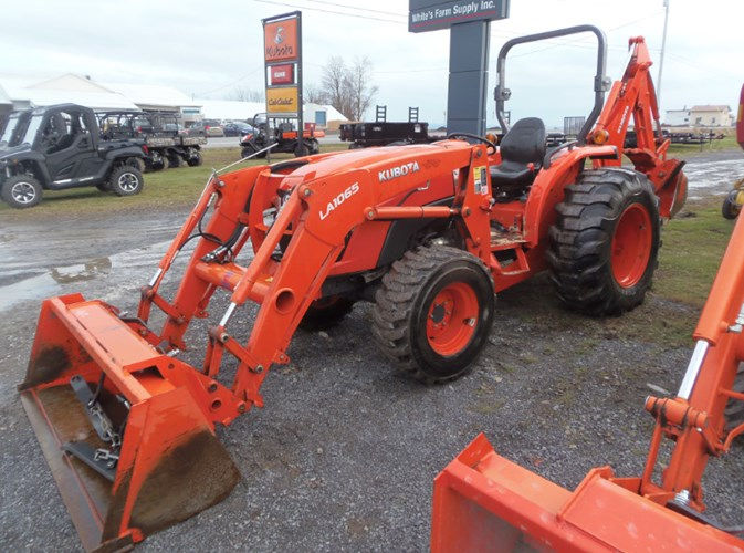 2016 Kubota MX4800DT Tractor For Sale