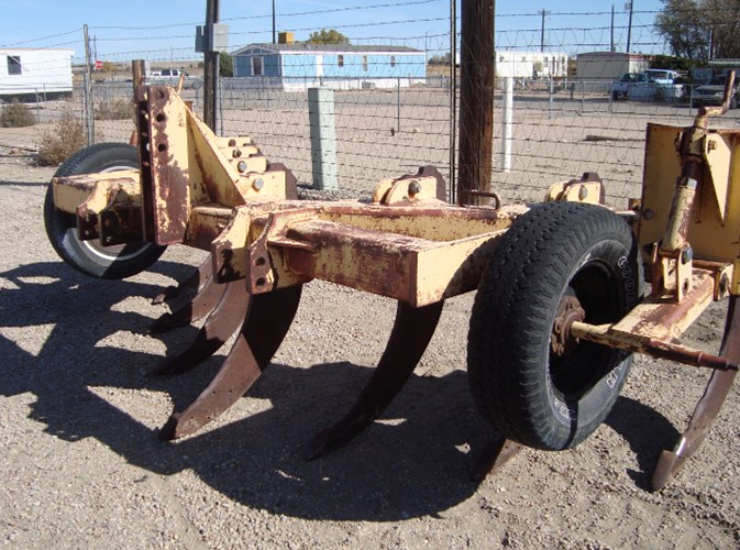 Big Ox 5 Shank Plow-Chisel For Sale
