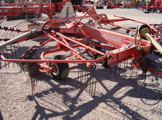 Kuhn GA4121 Hay Rake-Rotary For Sale
