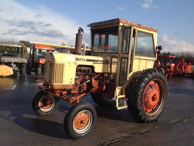 1961 Case 631 Tractor For Sale