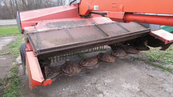 2008 Kuhn FC353GC Mower Conditioner For Sale
