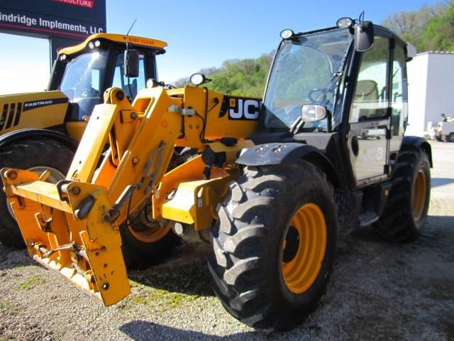 2013 JCB 541-70 AGRI PLUS Telehandler For Sale
