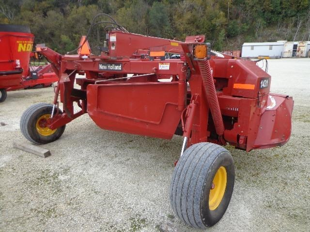 2008 New Holland 1431/2SWT Mower Conditioner For Sale