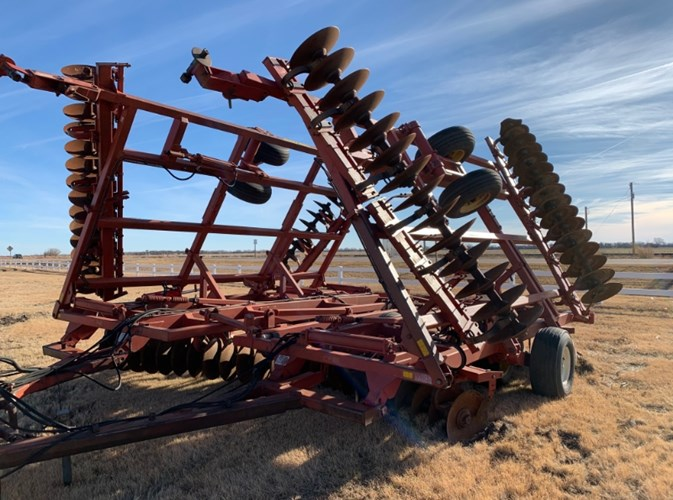1997 Sunflower 1543 Disk Harrow For Sale