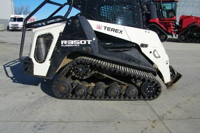 2015 Terex R350T  Skid Steer-Track For Sale