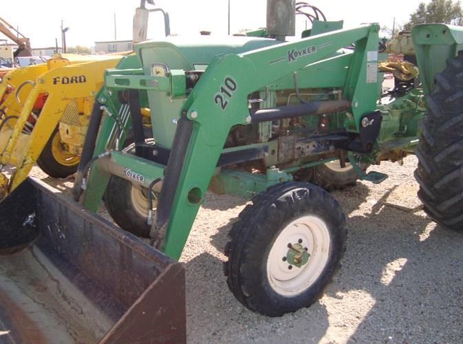 John Deere 2120 Tractor For Sale