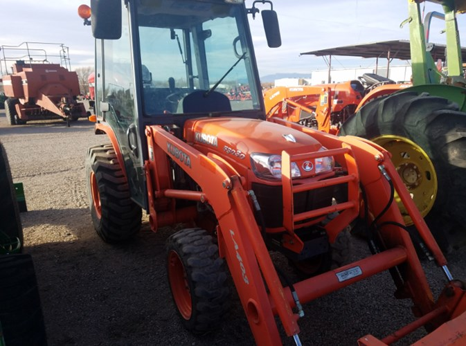 2010 Kubota B3030 Tractor For Sale