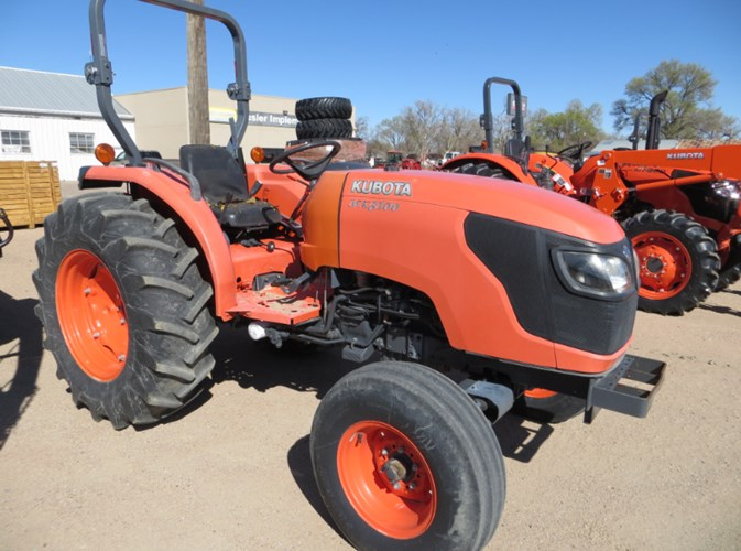 2012 Kubota MX5100 Tractor For Sale