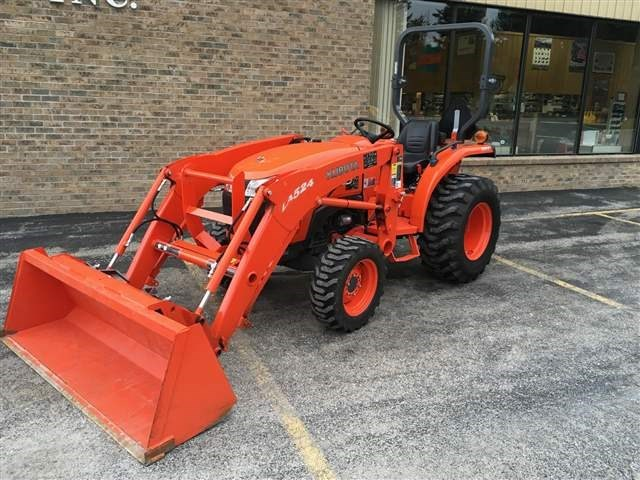 2013 Kubota L3800HST Tractor For Sale