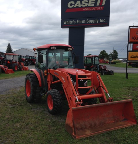 2011 Kubota L3940HSTC Tractor For Sale