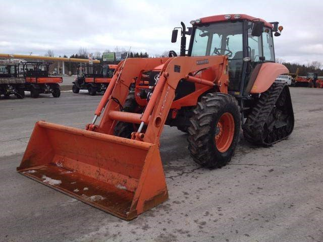 2009 Kubota M126XDTPC Tractor For Sale