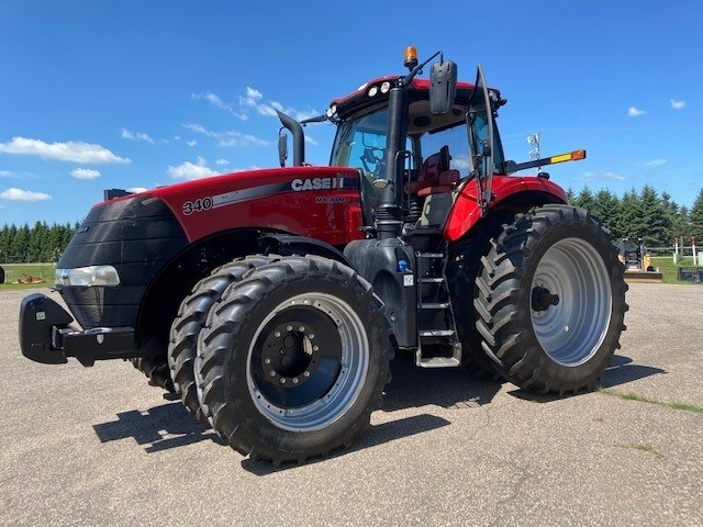 2015 Case IH Magnum 340 Tractor For Sale