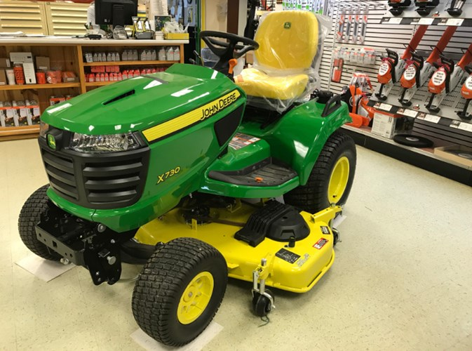 2021 John Deere X730 Riding Mower For Sale