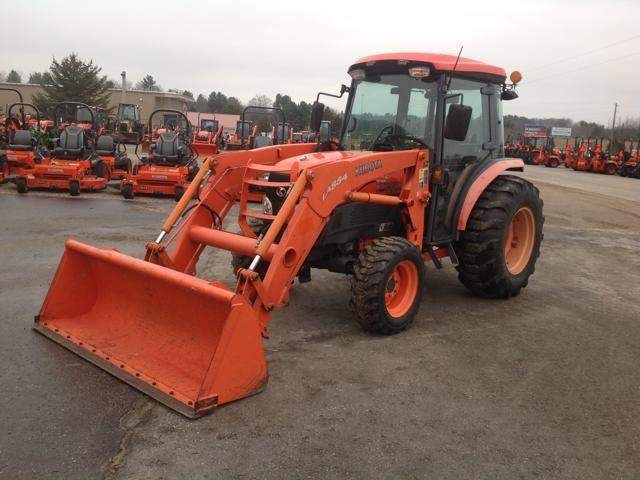 2008 Kubota L4240HSTC1 Tractor For Sale