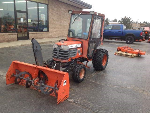 1999 Kubota B2100HSD Tractor For Sale