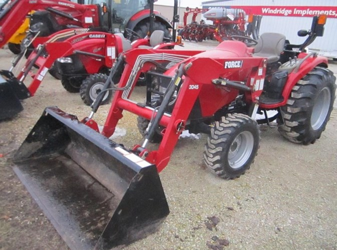 2011 Case IH FARMALL 45 Tractor For Sale