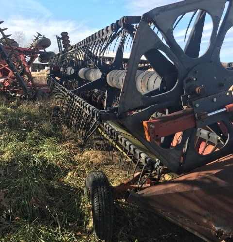 1993 Case IH 1020-25 Header-Auger/Flex For Sale