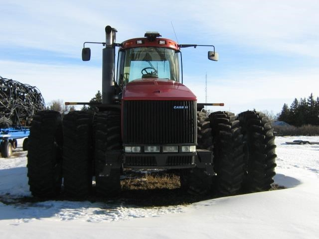 2010 Case IH Steiger 535 Tractor For Sale