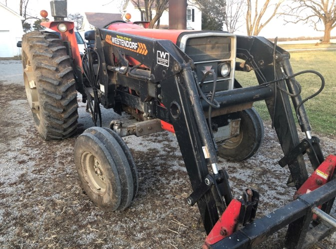 1979 Massey Ferguson 285 Tractor For Sale