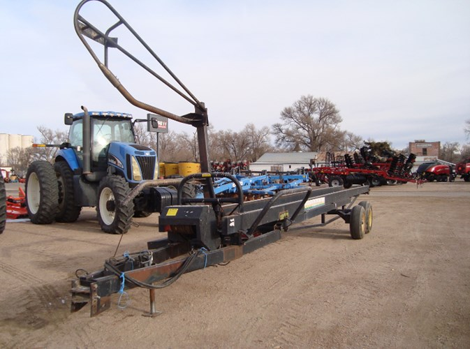 Macdon 1000 Bale Mover Pull Type For Sale 187 Rusler