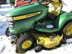 Lawn Mower For Sale 2006 John Deere X500 , 25 HP