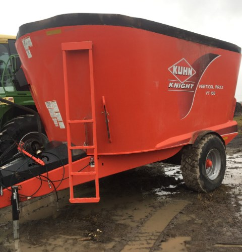 2016 Kuhn Knight VT168T TMR Mixer For Sale