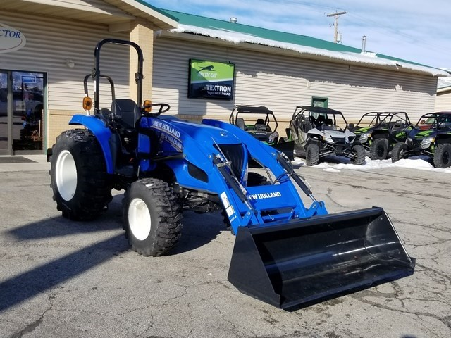 2019 New Holland BOOMER 40 Tractor - Compact For Sale