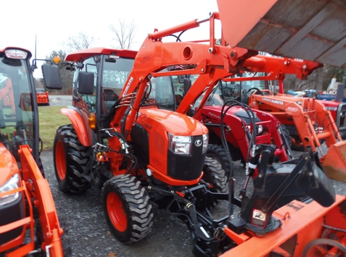 2015 Kubota L3560HSTC Tractor - Compact For Sale