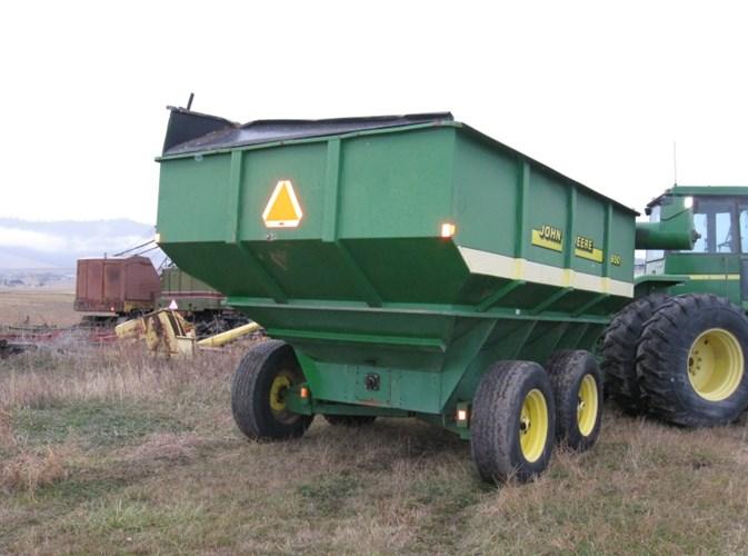 John Deere 650 Grain Cart For Sale