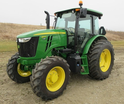 2019 John Deere 6120E Tractor - Utility For Sale